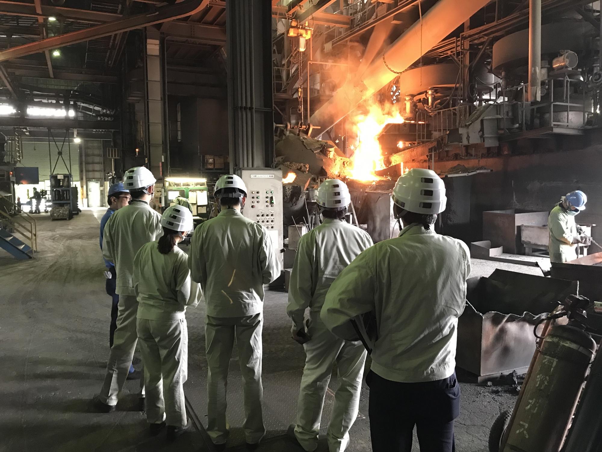 【OFFJT】工場見学に行って来ました。